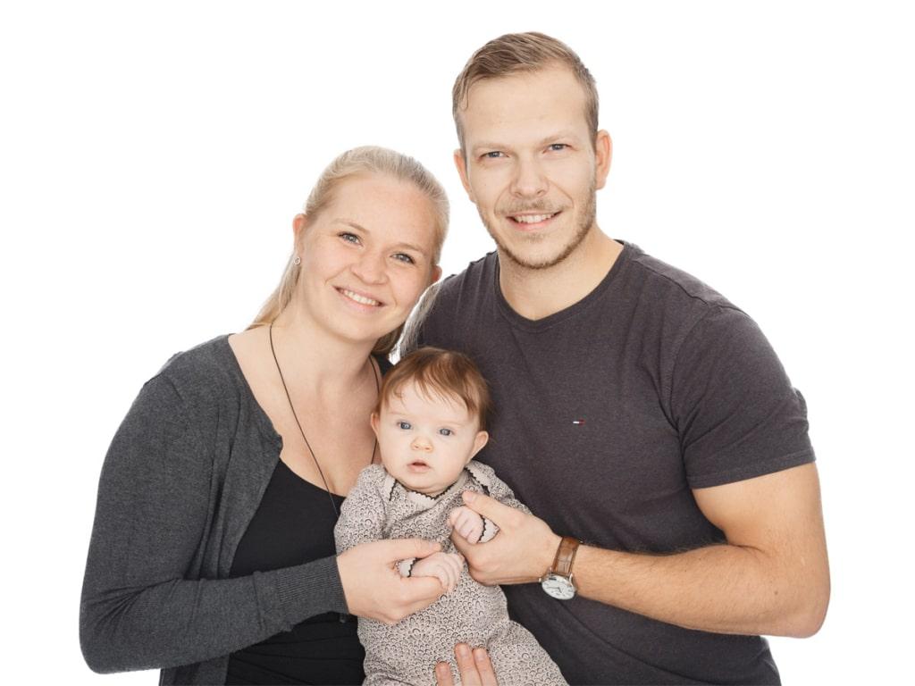 Familieportræt